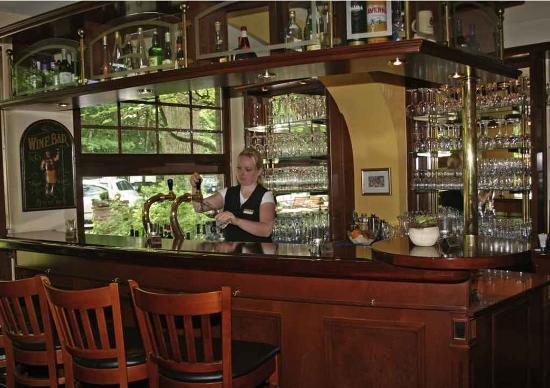 Ringhotel Waldhotel Bärenstein: Bar Waldhotel Baerenstein
