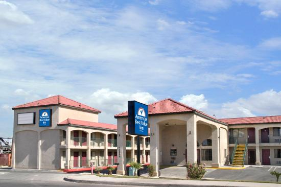 Americas Best Value Inn Hesperia : Exterior Edited