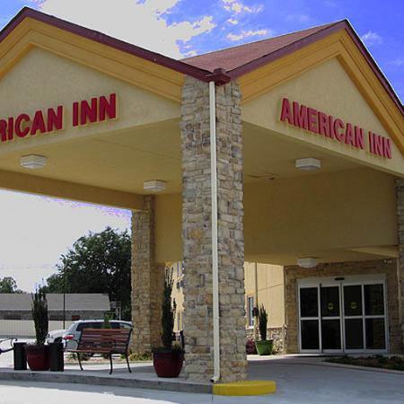 American Inn Madill: Entrance