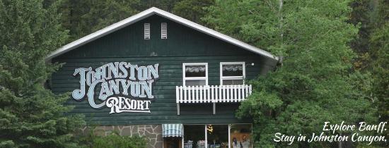 Johnston Canyon Resort: Exterior