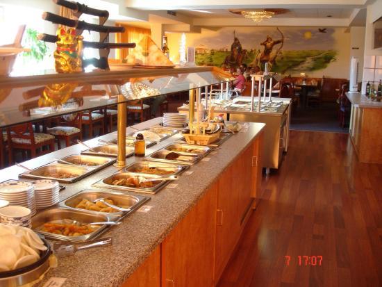 buffet restaurant bild von dschingis khan halberstadt tripadvisor. Black Bedroom Furniture Sets. Home Design Ideas