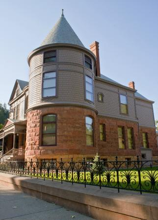 Deadwood History's Adams House