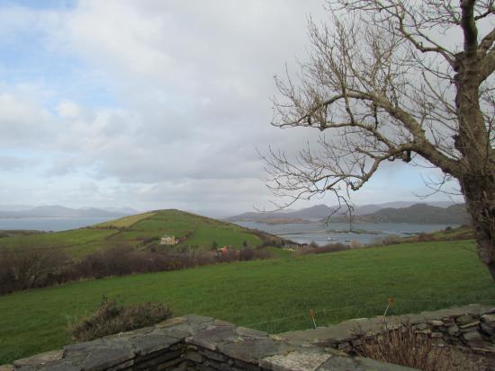 Ardgroom, Ireland: uitzicht