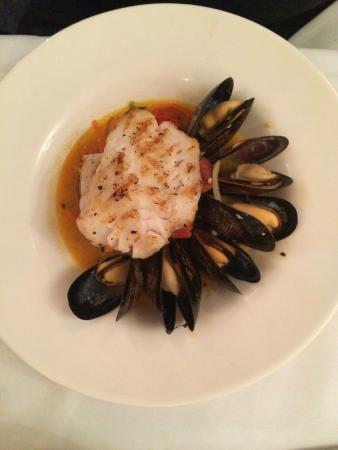 Jens' Restaurant: Rockfish