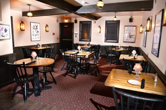 Union Canal House Restaurant: interior