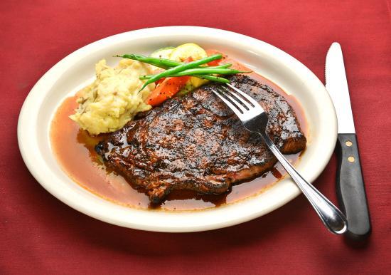 Union Canal House Restaurant: Delmonico