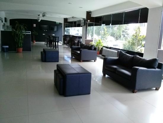 Hotel Monte Cervino: Lobby