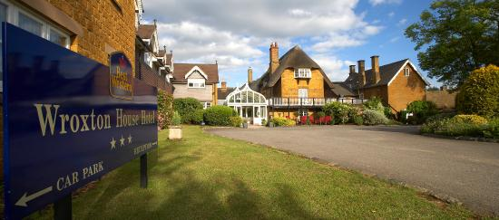 Best Western Plus Banbury Wroxton House Hotel: Hotel Grounds and Hotel