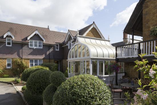 Best Western Plus Banbury Wroxton House Hotel: Exterior