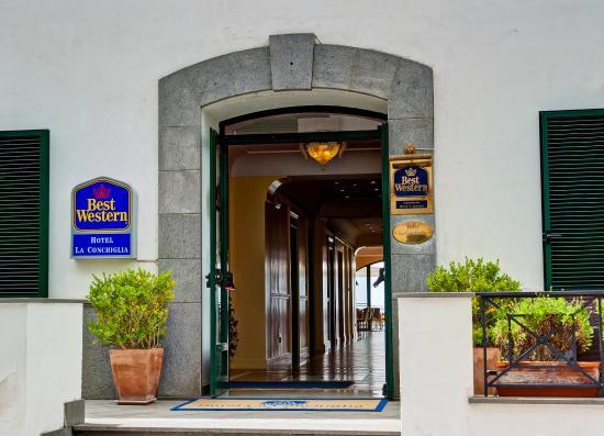 베스트 웨스턴 호텔 라 콘치글리아
