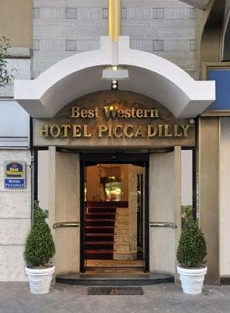 Photo of BEST WESTERN Hotel Piccadilly Roma Rome