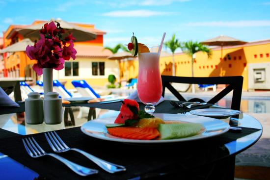 Hotel Quinta Del Sol: Las Quintas Restaurant