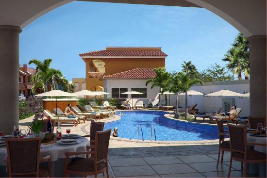 Hotel Quinta Del Sol: Pool Area