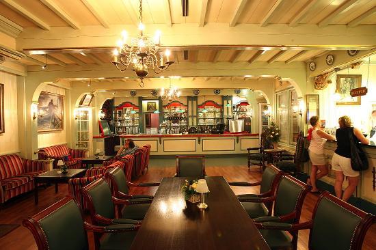 Hotel Spaander: Lobby
