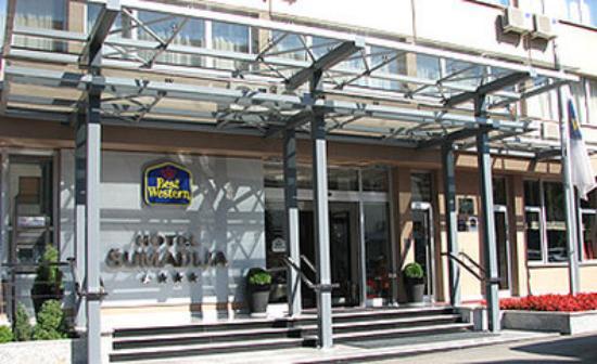 Photo of Hotel Sumadija Belgrade