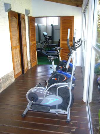 La Foret: Gym