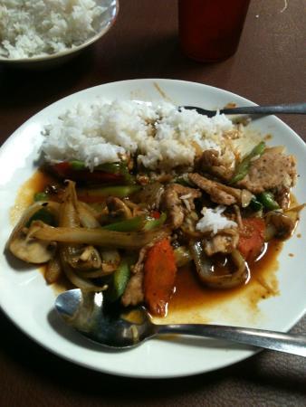 Thai Food Raeford Rd