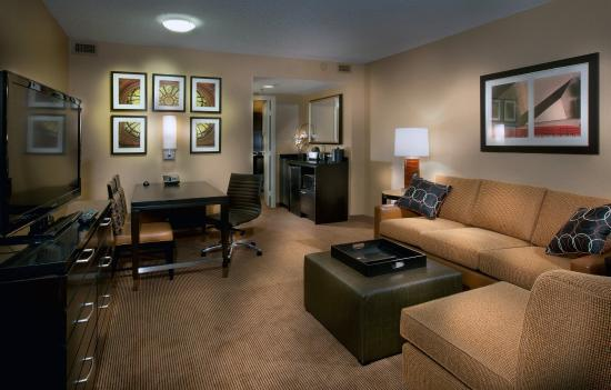 Embassy Suites by Hilton Chicago Downtown : Suite Parlor Right