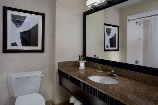 Embassy Suites by Hilton Chicago Downtown : Suite Bathroom Right
