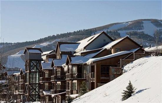 Bristlecone at Deer Valley Resort: Exterior View