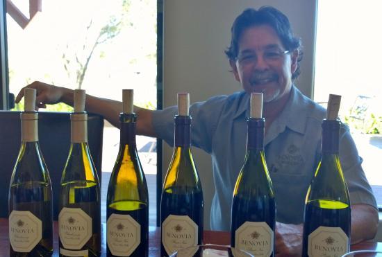 Benovia Winery: Roger Carrillo, Director of Hospitality