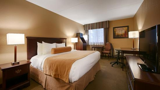 BEST WESTERN PLUS Mariposa Inn & Conference Centre: Guest Room