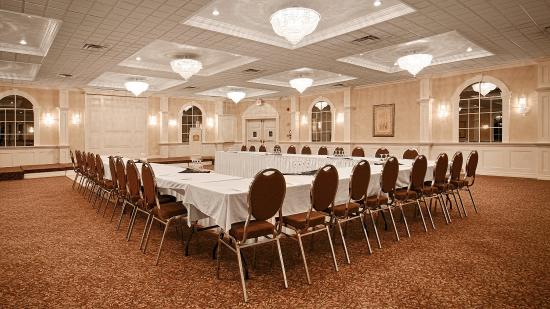 Best Western Plus Mariposa Inn & Conference Centre: Meeting Room