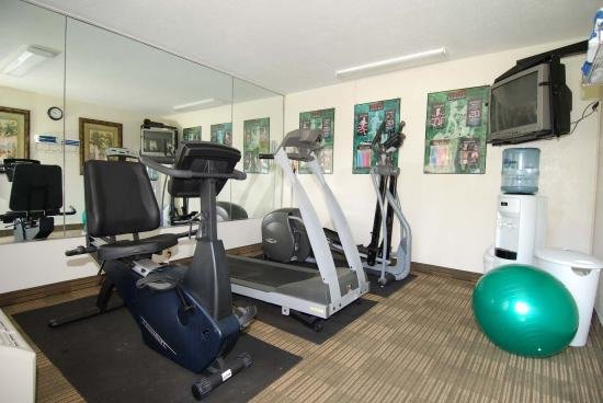Days Inn Jacksonville Airport: Fitness Center