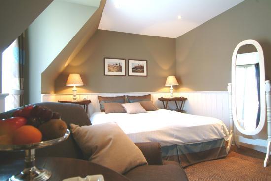 Hotel Prinsenhof Bruges: Superior Deluxe Room