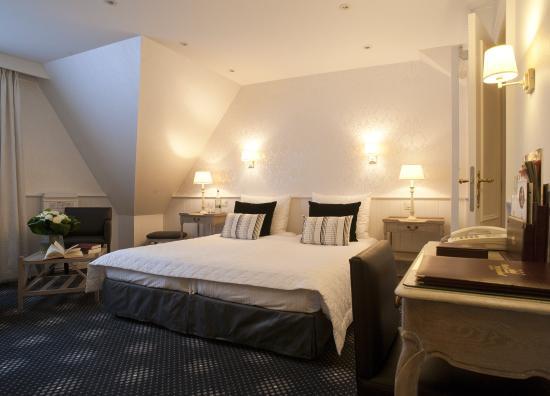 Hotel Prinsenhof Bruges: Superior Room