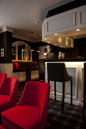 Hotel Prinsenhof Bruges: Bar