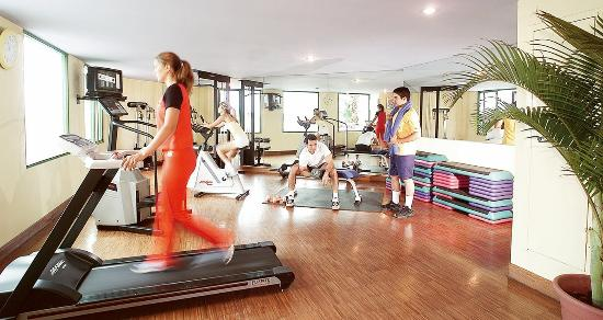 Barcelo Colon Miramar: Fitness Room