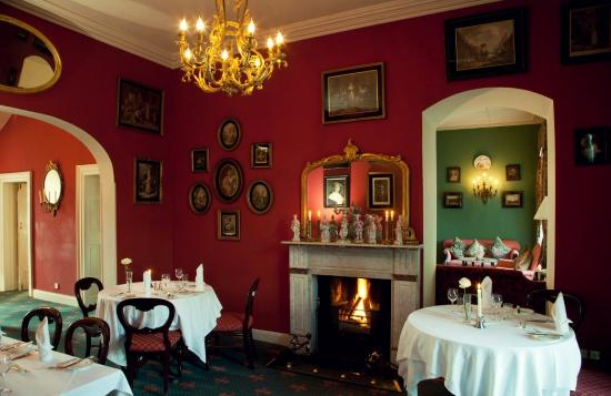 Barberstown Castle: Barton Rooms Restaurant - Fine Dining