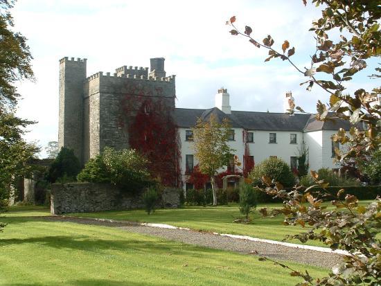 Barberstown Castle Exterior
