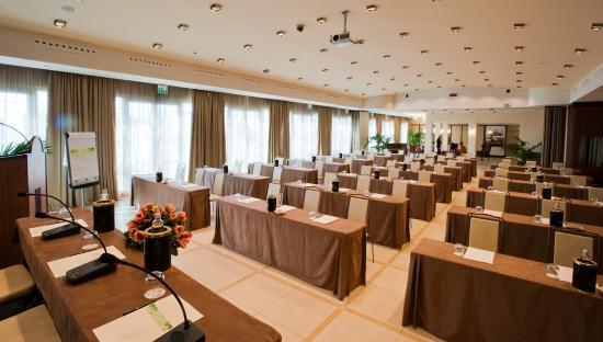 Hotel Continental Genova: Meeting Room