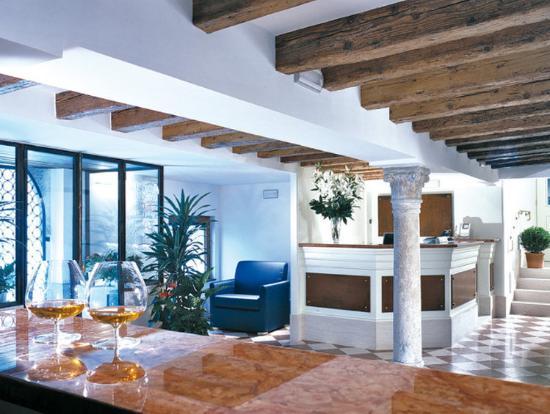 Hotel Giudecca Venezia: Interior