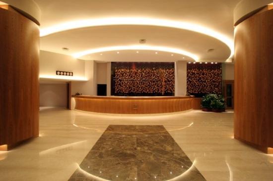 Royal Continental Hotel : Hall