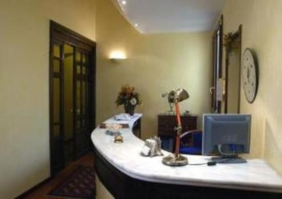 Ambasciatori Hotel: Reception