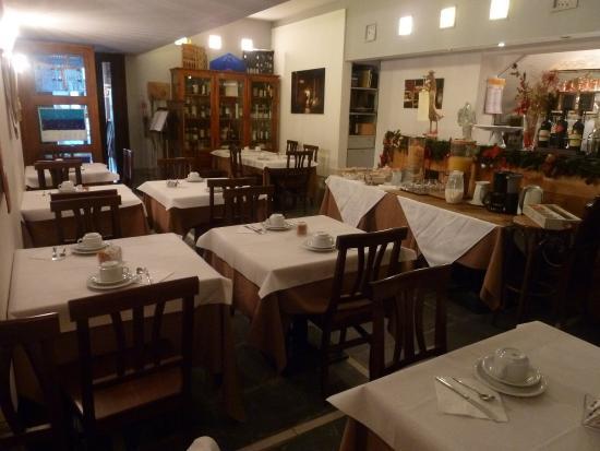 Hotel Locanda Salieri: breakfast room