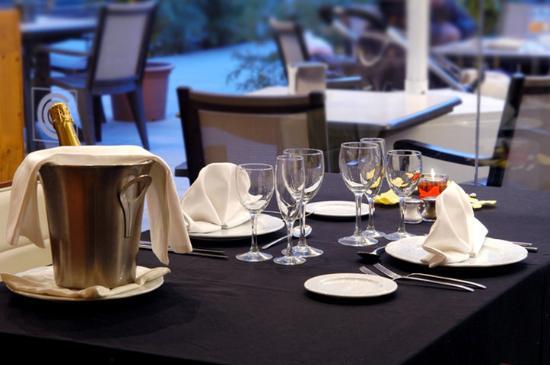 Evenia Rosello: Restaurant