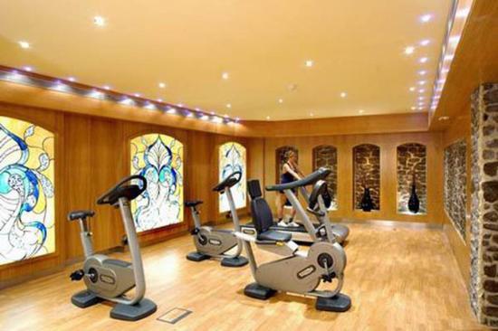 Evenia  Rosello: Gym