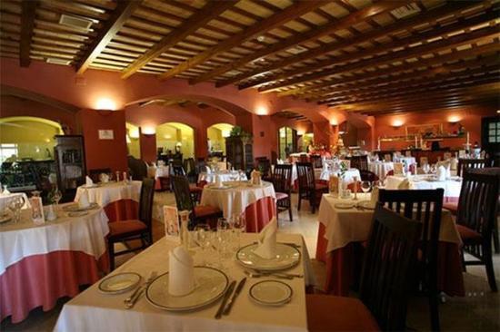 Hotel Duque de Najera: Restaurant