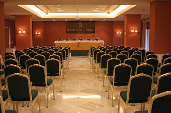 Hotel Duque de Najera: Meeting Room