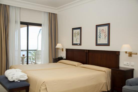 Hotel Duque de Najera: Doble Vista Mar