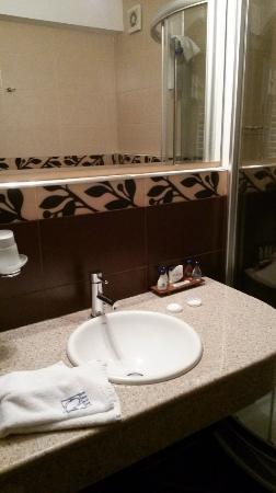 City Avenue Hotel: bathroom