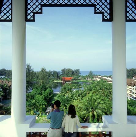 Angsana Laguna Phuket: Observation Tower View Day