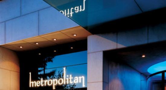 COMO Metropolitan London: Exterior