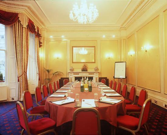 Grange Strathmore Hotel: Strathmore The Library