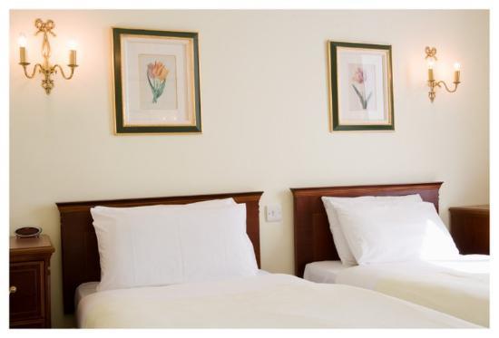 Skene House Whitehall: Superior Twin Bedroom