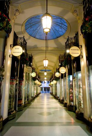 The Cavendish London: Piccadilly Arcade 1